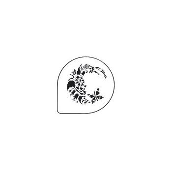 POCHOIR PLASTIQUE 17