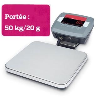 BALANCE DE COMPTOIR - Portée maximale 50 kg-