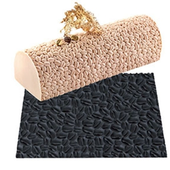 TAPIS DECOR GRAINS DE CAFE