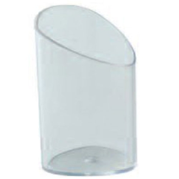 100 TRIANGLES PLASTIQUE - 7 CL