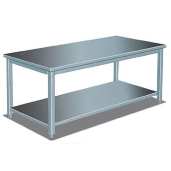TABLE INOX PROFONDEUR 700 SANS DOSSERET