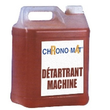 DETARTRANT MACHINE
