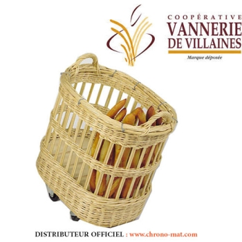 PANIER OVALE INCLINABLE A DEFOURNER