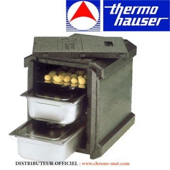 CAISSON ISOTHERME  - Pour support 600x400