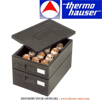 CAISSON ISOTHERME EMPILABLE  - Pour support 600x400