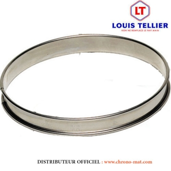 CERCLE INOX - Hauteur 27 mm