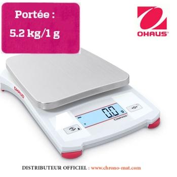 BALANCE COMPASS PORTABLE - Portée 5.2 kg