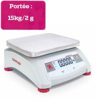 BALANCE COMPACTE DE  COMPTOIR  - Portée 15 kg