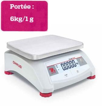 BALANCE COMPACTE DE  COMPTOIR - Portée 6 kg