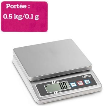 BALANCE  DE TABLE - Portée maximale 0.5 kg