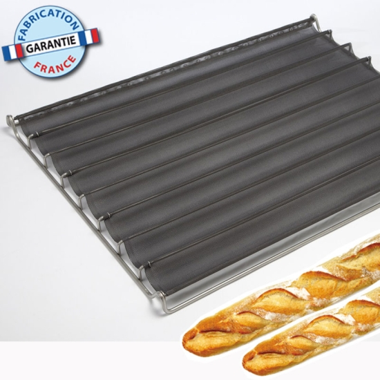 FILET DE CUISSON INOX 400X800